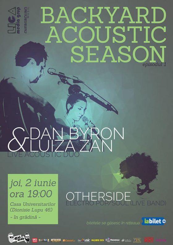 Luiza Zan & Dan Byron