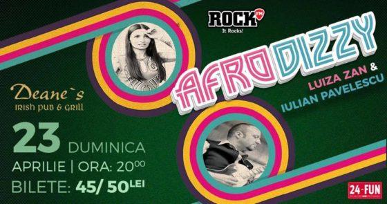 Concert Jazz - Afrodizzy