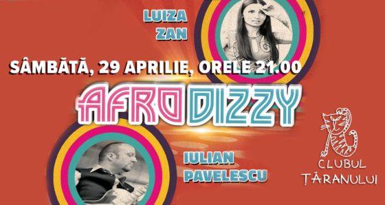 AfroDizzy - Clubul Țăranului