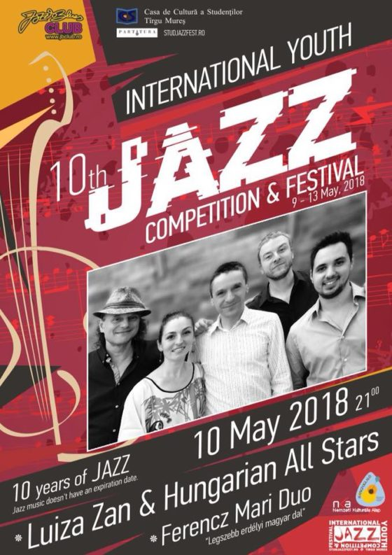 International Youth Jazz Competition And Festival