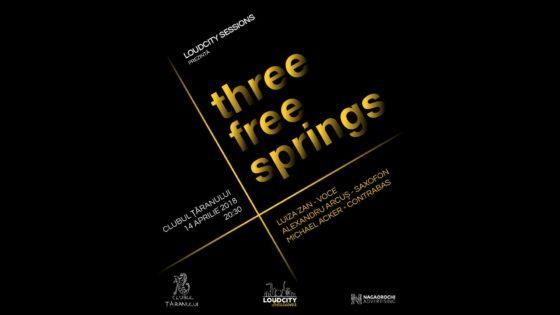 Three Free Springs