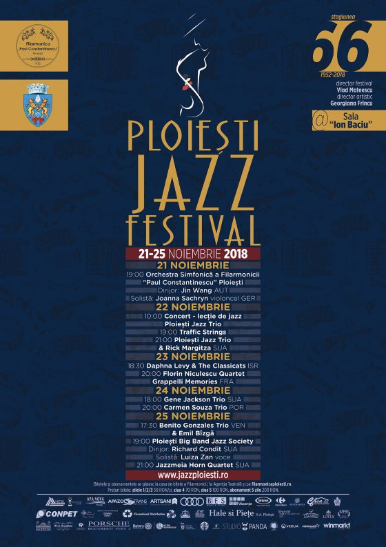 Ploieşti Jazz Festival 2018