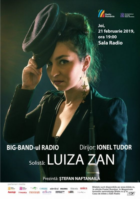 Luiza Zan & Big Band Radio