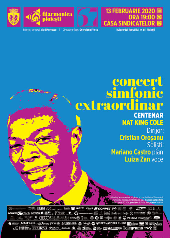 Centenar Nat King Cole